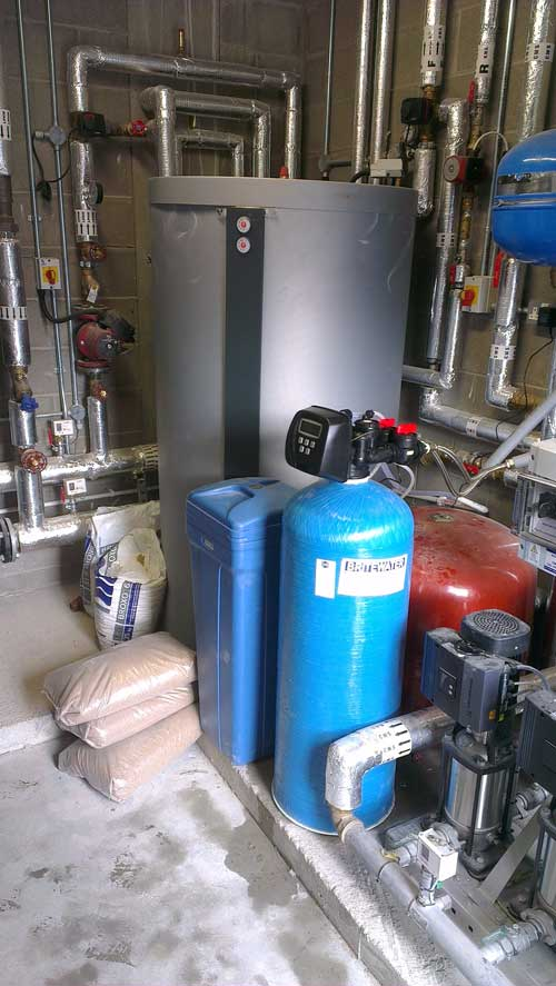 Simplex Water Softner Killenule School – Tipperary 2012