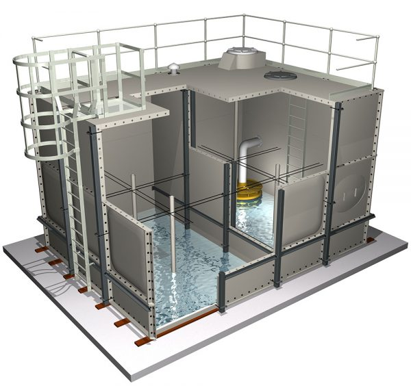Water Tank Chlorination & Disinfection